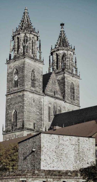 Magdeburger Dom (Foto: Heike Denecke)
